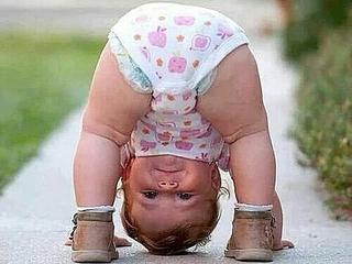 子育て日記②うつぶせ・ハイハイ遊びで運動神経のいい子になる!うつぶせ編